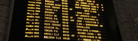 Rimborsi ferroviari e Covid-19: i diritti dei passeggeri